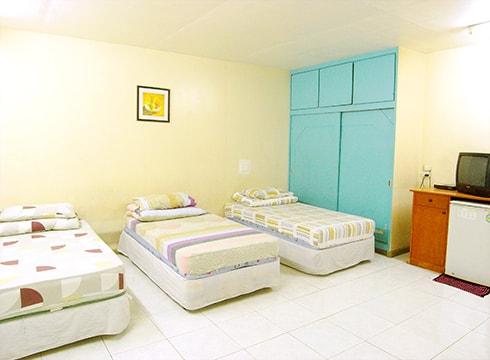 3D residence triple room 3