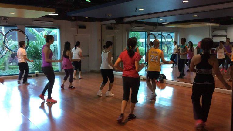 .Fitness Dance