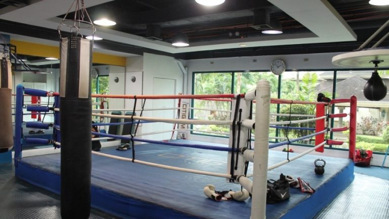 .Fitness boxing