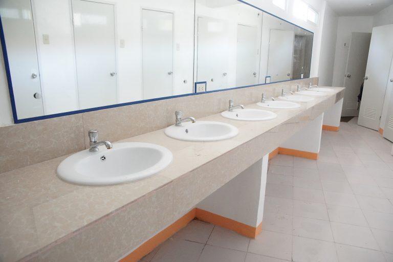 dome toilet